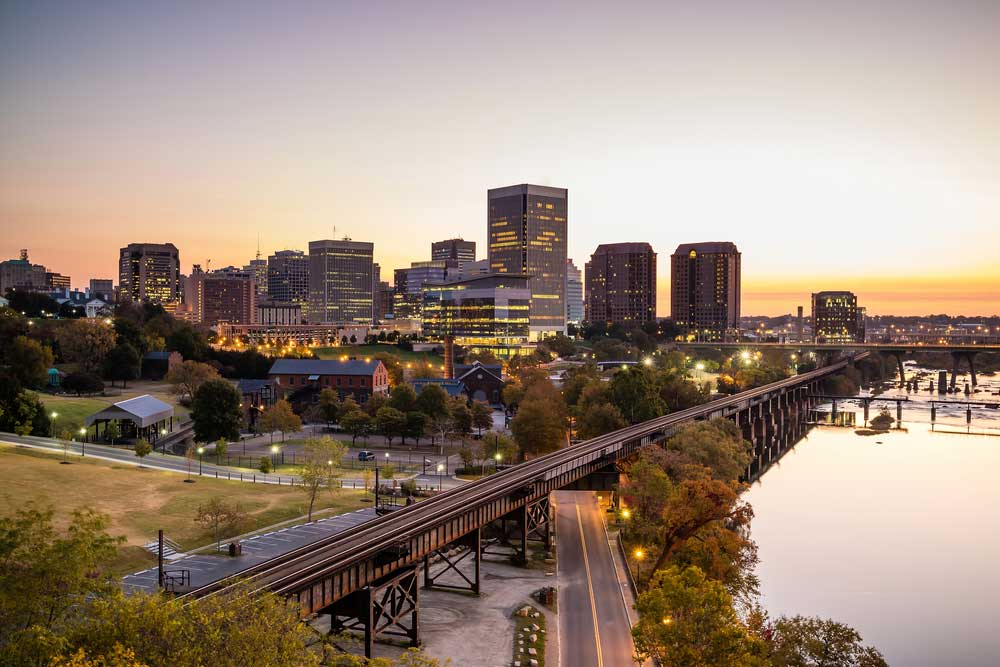 Why you should visit virginia in spring for Affordable motors richmond va