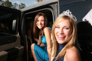 Limousine Service for Proms