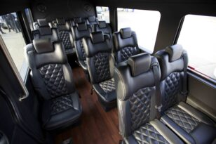 James Limousine Sprinter Van