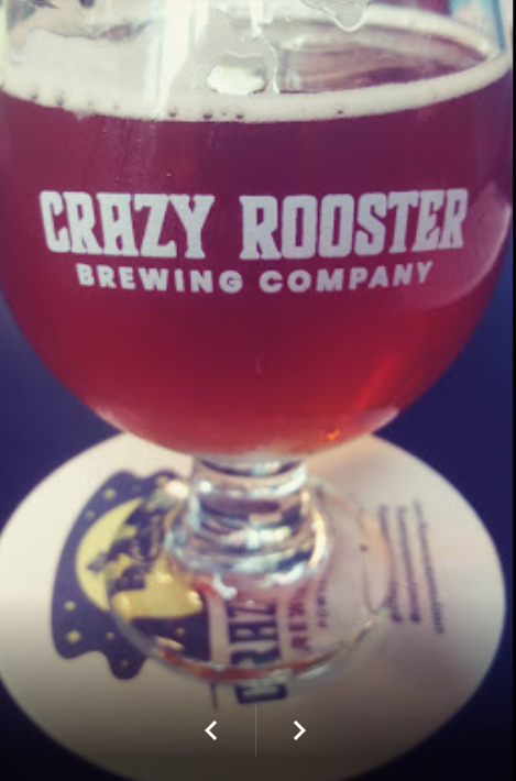 Crazy Rooster Brewing