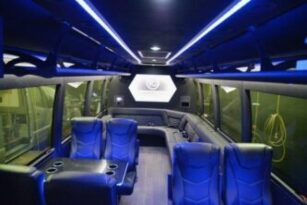 Hybrid Party Bus